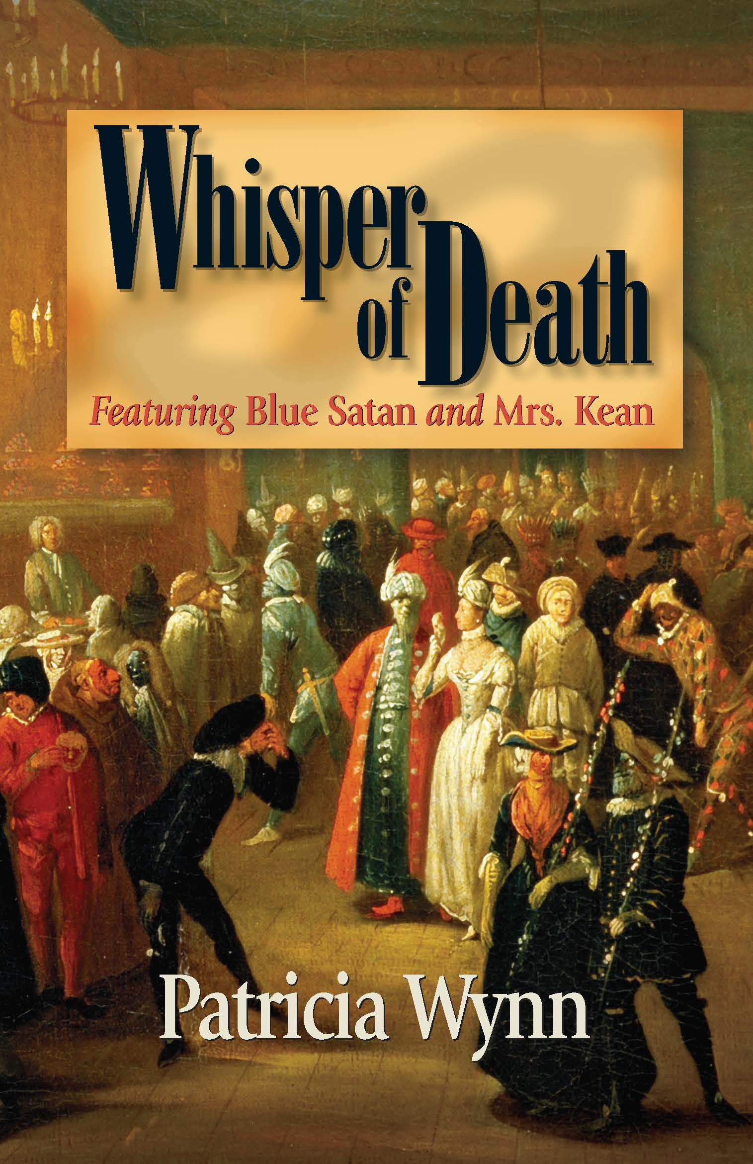 Cover of Whisper of Death by Patricia Wynn